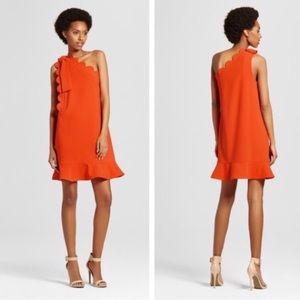 Victoria Beckham for Target Scalloped Dress